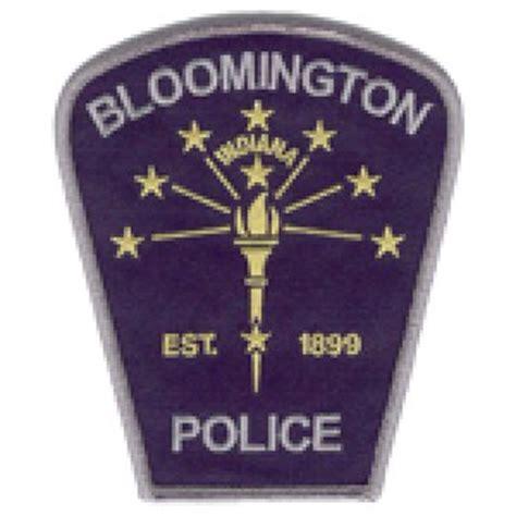 Bloomington Indiana Arrest Records Patrolman Dale W Mishler Bloomington Department Indiana