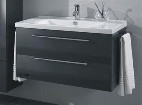 Badezimmer Unterschrank 90 Cm Breit by Pr 228 Ferenz Waschbecken 90 Cm Breit Sl21 Kyushucon