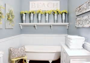 idea for bathroom decor farmhouse bathroom decorating ideas thistlewood farm