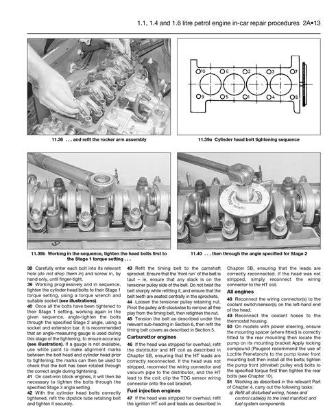 peugeot 306 haynes manual peugeot 306 petrol diesel 93 02 haynes repair manual