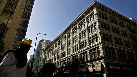 Broadway Design Guidelines Los Angeles | l a s broadway poised for a major revival la times