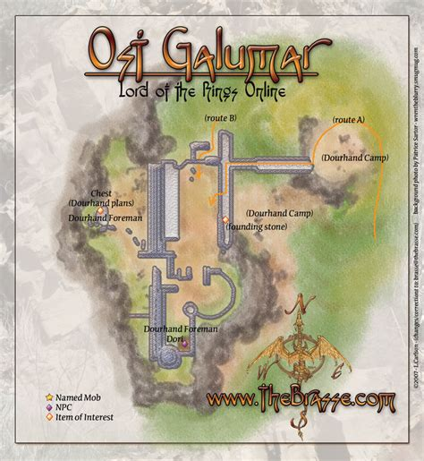 lotro old forest map the palantiri