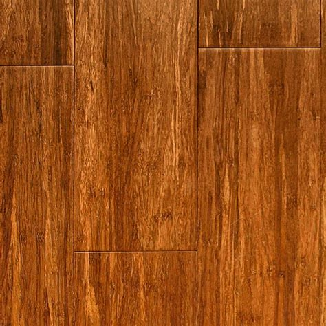 Bamboo Engineered Flooring Islander Carbonized Handscraped 9 16 In Thick X 4 In Wide X Random Length Engineered Strand
