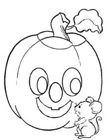 how to make coloring pages from photos halloween kleurplaten pompoen