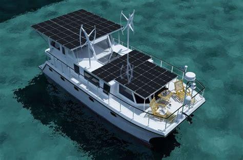17 best images about solar powered catamarans on pinterest - Island Pilot Catamaran