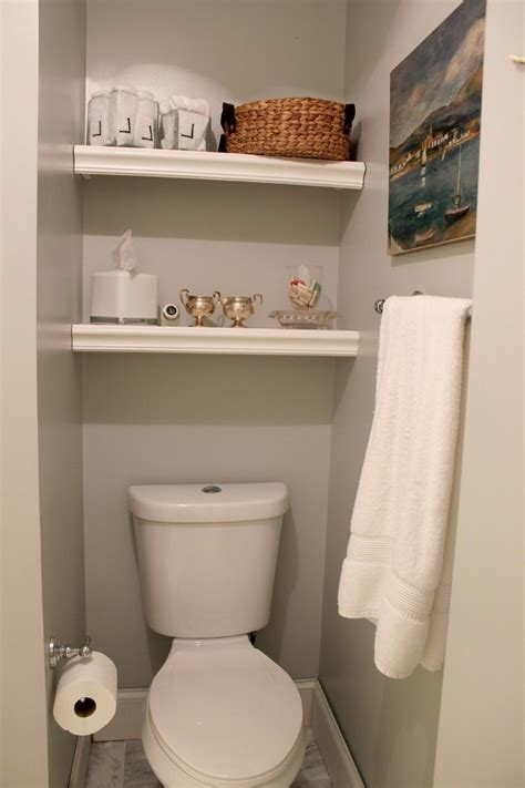 small bathroom shelves ideas inexpensive bathroom makeover ideas home design boys