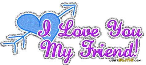 imagenes de i love you friends vinothini i love you my friend