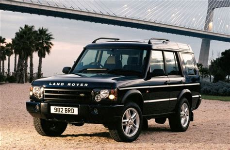 discovery 2 land rover land rover discovery 2 2002 car review honest