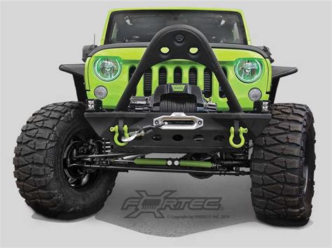 Jeep Jk Stinger Jeep Stinger Front Bumper Car Interior Design