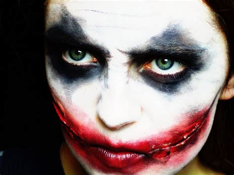 face makeup tutorial joker face makeup tutorial vizitmir com