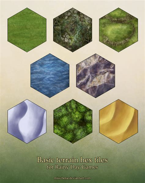 how to make 3d hexagon maps for axis allies miniatures more hex tiles terrain by miss hena on deviantart