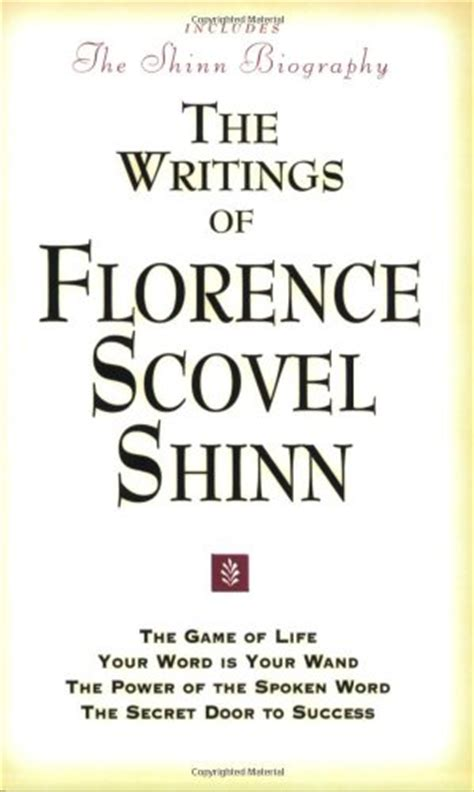 the complete works of florence scovel shinn books florence scovel shinn quotes quotehd