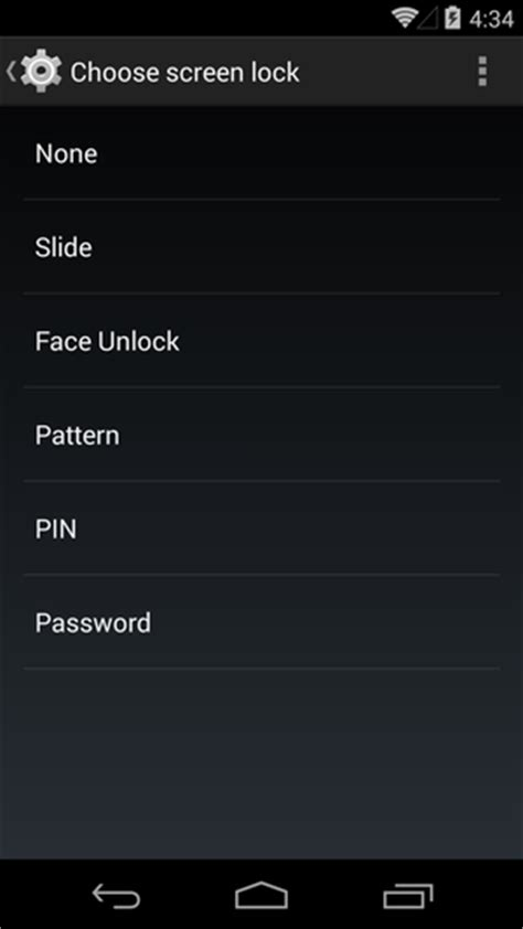 swipe velocity tab pattern unlock done by flashing gsm forum 10 android features that still make it better than ios 8