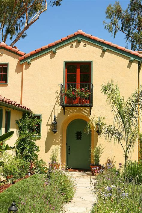 spanish revival colors a timeless love affair 25 juliet balconies that deliver