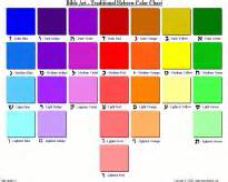 biblical colors biblical hebrew meaning of colors pictures to pin on