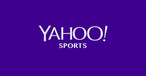 yahoo sports layout yahoo sports