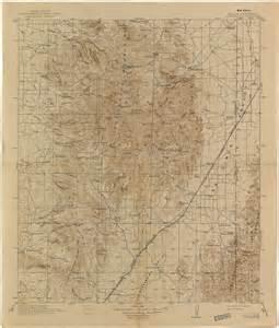 arizona topographic