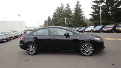 2014 honda civic ex 2014 honda civic ex black ee271455 seattle
