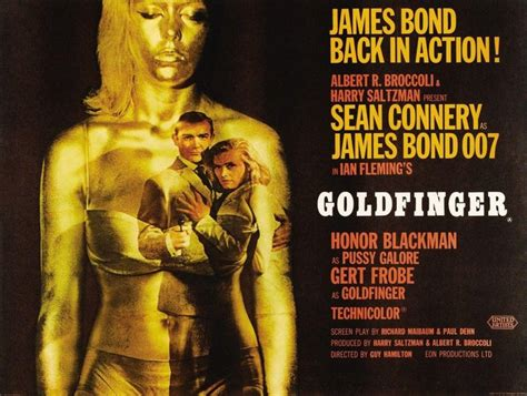 james bond in film list of all james bond movies