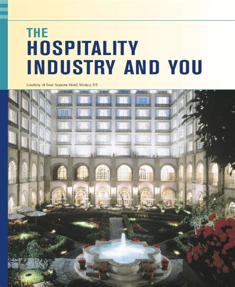 Introduction To Management In The Hospitality Industry introduction to management in the hospitality industry