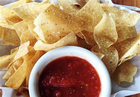 chilis  chips salsa   visit