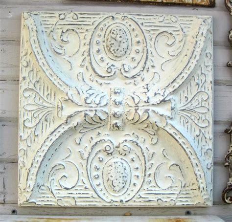 Antique Tin Ceiling Tile Circa 1910 Antique Tin Vintage Ceiling Tiles