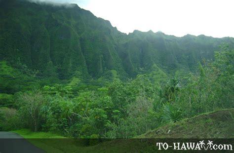 Kaneohe Botanical Gardens Ho Omaluhia Botanical Garden Oahu