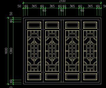 section symbol windows chinese window lattice autocad drawings cad blocks and