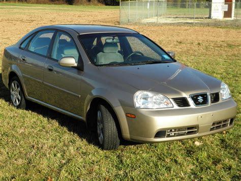 Suzuki Forenza 2004 Reviews 2004 Suzuki Forenza Pictures Cargurus