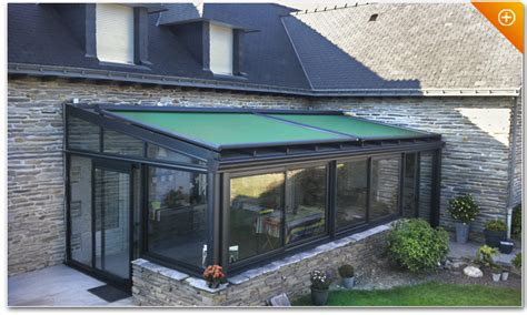 Store Plafond Interieur Pour Veranda 7541 by Les Stores Ext 233 Rieurs Et Pergolas Sizorn 224 Brest Et En