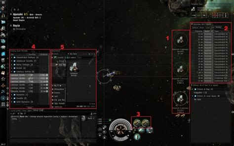 Eve Online Money Making Guide For Beginners - mining earning money eve online game guide gamepressure com