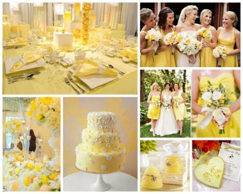 colour themes for a wedding the best color themes for spring and summer weddingsbeau