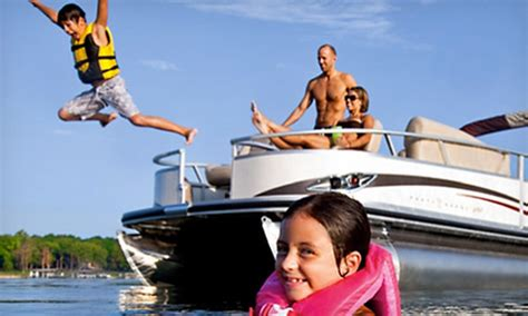 lake pleasant boat rental deals pontoon boat rental nauti dayz boat rentals groupon