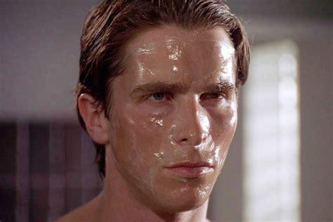 I Followed Patrick Bateman's Psychotic Skincare Routine