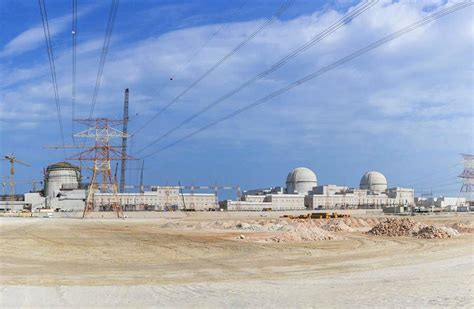 emirates nuclear energy corporation u s pursues saudi nuclear deal despite proliferation