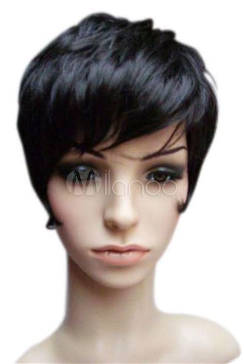 Wigs For Black Women Basic Wear Or Beautiful Stylish Fashion | short wigs for black women women s short wig 15481 1 jpg