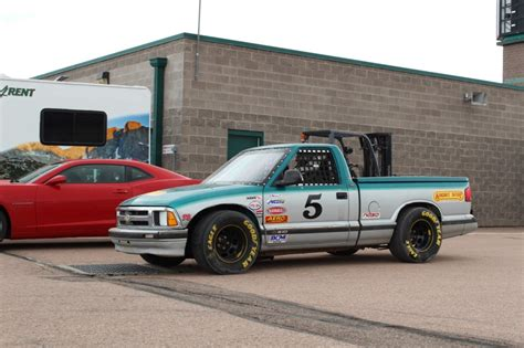 how to sell used cars 1995 chevrolet s10 electronic valve timing this chevy s 10 truck turned race car is awesome and loud video gm authority