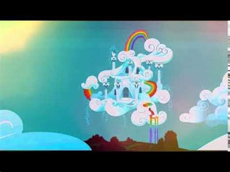rainbow dash house rainbow dash house youtube