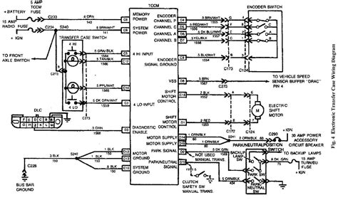 1997 chevy blazer vacuum diagram