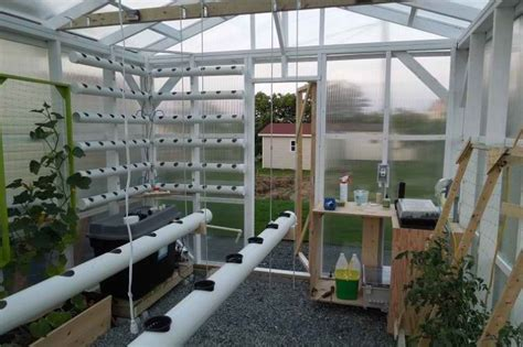 Design Your Own Kitchen Layout diy fully automated hydroponic greenhouse garden culture