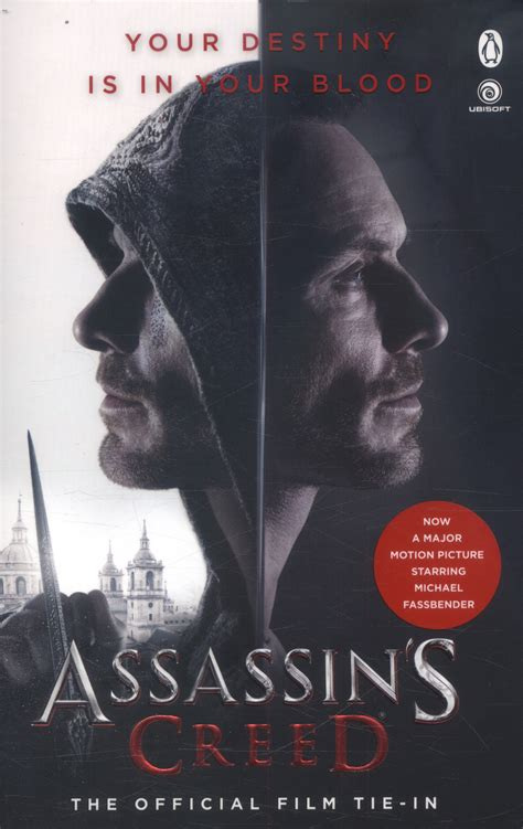 assassins creed the official 1405931507 assassin s creed the official film tie in by golden christie 9781405931502 brownsbfs