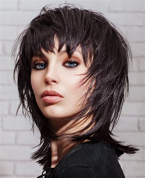 what year was the lob hairstyle created medium length hairstyles clavi cut lob black shaggy