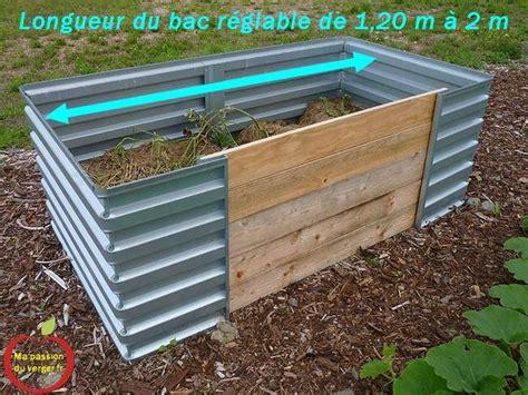 Fabriquer Un Bac Potager by Fabriquer Un Bac Pour Potager Trendy Fabrication Duun Bac