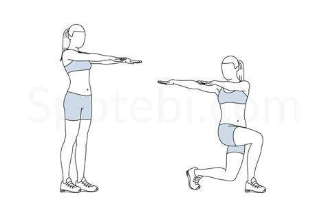 boat pose teaching points lunge twist illustrated exercise guide