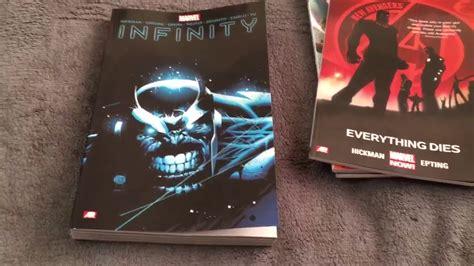 new avengers by jonathan 0785197095 marvel infinity review jonathan hickmans avengers new avengers youtube
