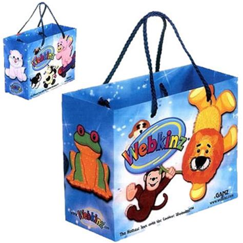 Webkinz Gift Card - webkinz accessory gift bag free offer 1 per order bbtoystore com toys plush
