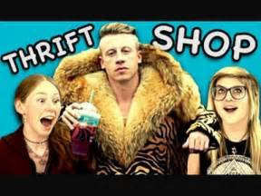 Teens react to thrift shop ma is listed or ranked 11 on the list