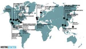 where are the largest data centers in the world located