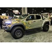 Cell For The Chevrolet Colorado ZH2 Military Vehicle ExtremeTech