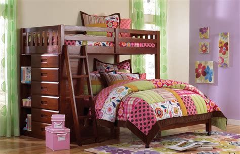 Loft Style Bunk Bed Best And Loft Style Bunk Beds Reviews Findingtop